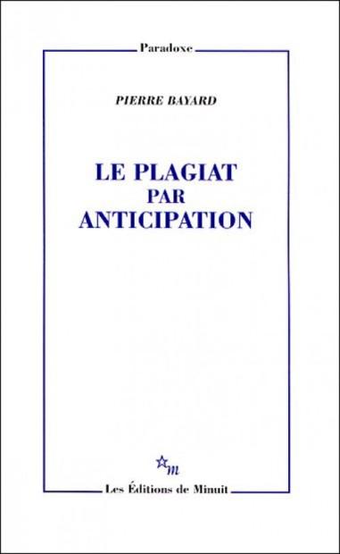 Plagiat par anticipation